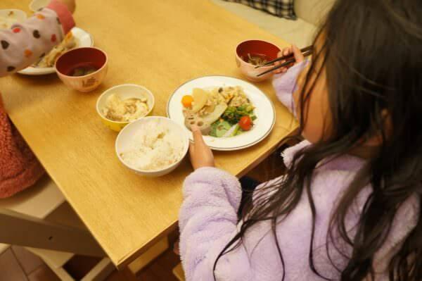 子ども 食べ残し 完食 ママの苦労