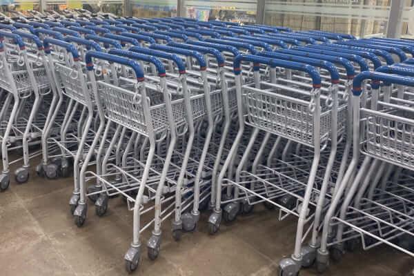スーパーでの赤ちゃんと子どものコロナ対策