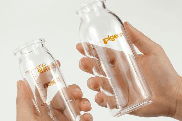 ピジョン産院用哺乳瓶サイズ