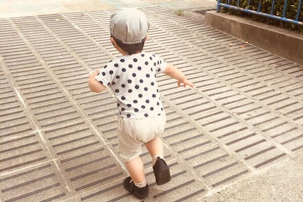 2歳男の子