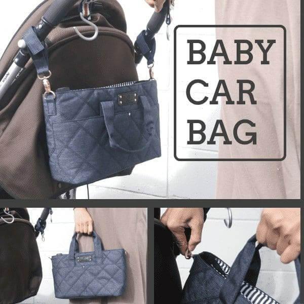 【12位】3wayベビーカーバッグ