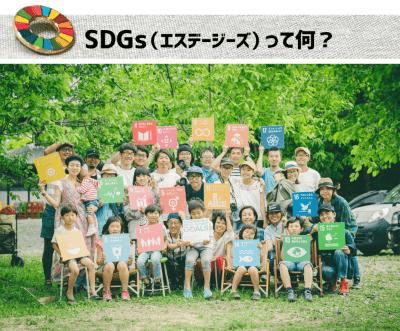 SDGsエスディージーズって何?