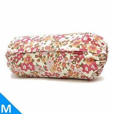 抱っこひも収納カバールカコ アートな花柄カラフルピンク
